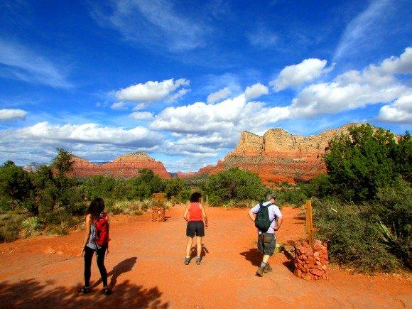 Views from the Bell Rock Trail, Sedona, Arizona