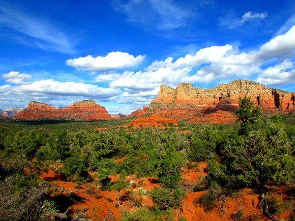 Views from the Bell Rock Trail, Sedona, Arizona