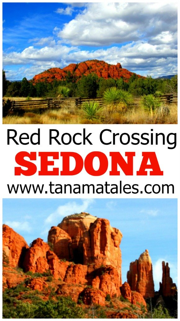 In Sedona, there is a view that triumph others. The Red Rock Crossing is the spot to photograph Cathedral Rock and its reflection over Oak Creek.