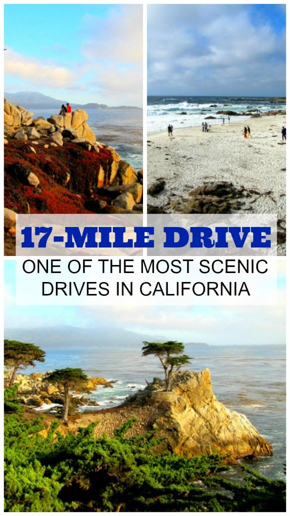 The 17-Mile Drive is widely recognized as one of the most scenic drives in the world. The famous coastal landmark runs through Pacific Grove to Pebble Beach