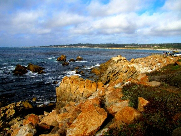 Point Joe, 17 Mile Drive, Monterey, California