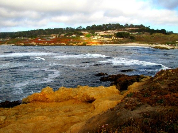 Fanshell Overlook, 17 Mile Drive, Monterey, California