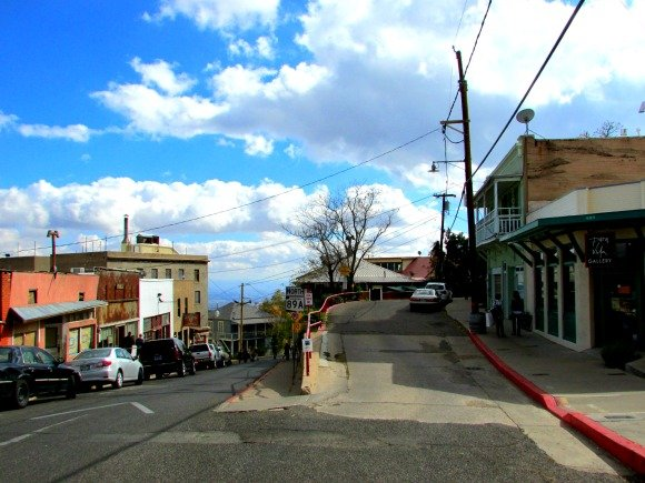 The Streets of Jerome, Arizona
