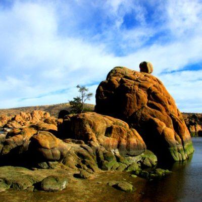 Watson Lake and The Granite Dells
