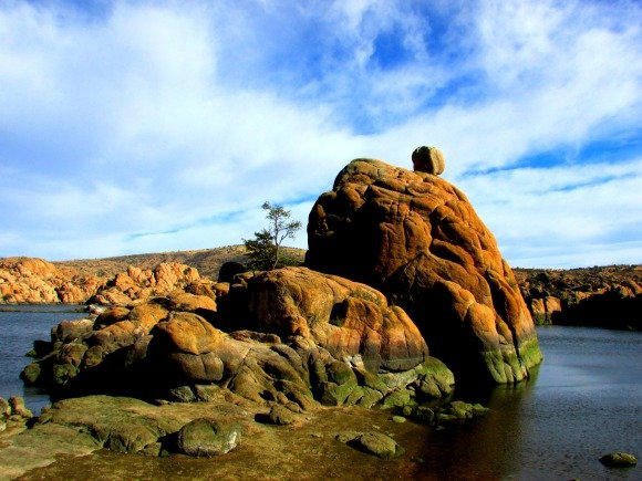 Watson Lake and The Granite Dells, Prescott, Arizona