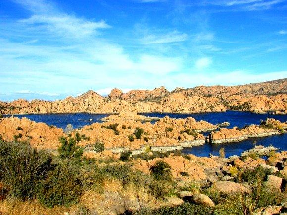 Watson Lake and The Granite Dells, Prescott, Arizona