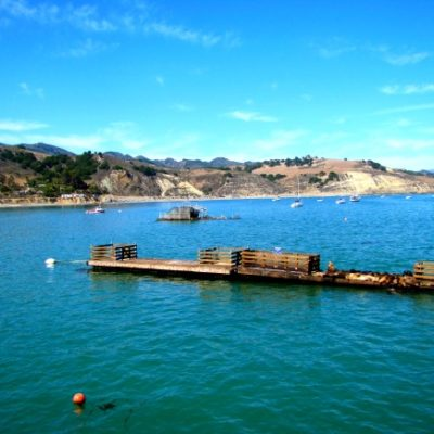 Avila Beach: Piers, Apples and Hot Springs
