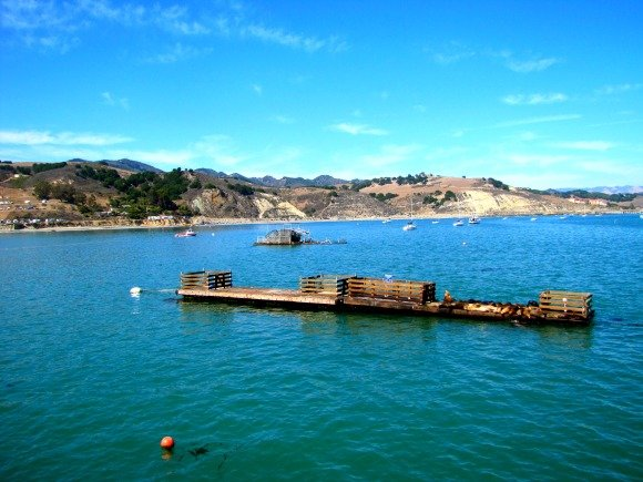 Hartford Pier, Avila Beach, California