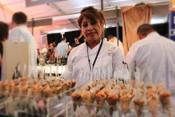 2015 Palm Desert Food Festival, Palm Desert, California