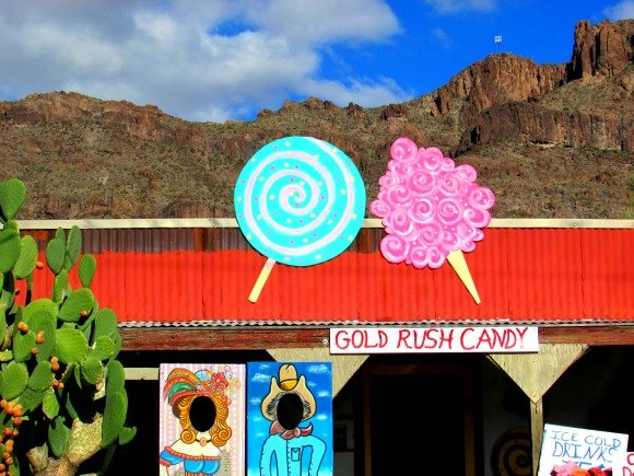 Oatman, Arizona