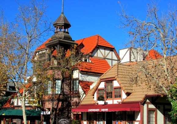 Solvang Danish Town, Santa Barbara, California