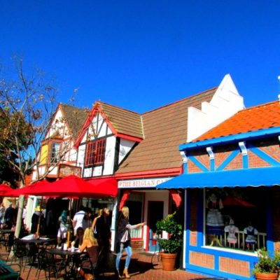 Solvang: The Danish Town of my Dreams