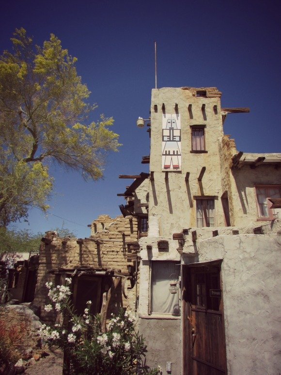 Cabot's Old Indian Pueblo, Desert Hot Springs, California