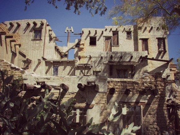 Cabot's Old Indian Pueblo, Desert Hot Springs, California