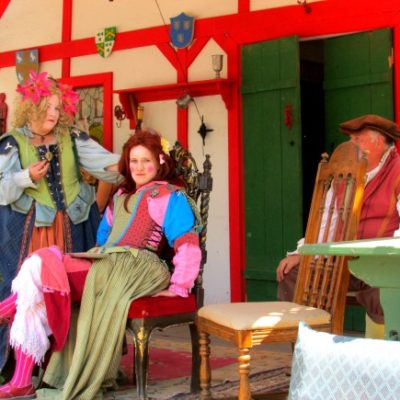 Renaissance Pleasure Faire in Irwindale, California