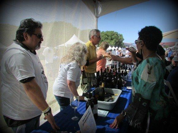 California Wine Festival, Dana Point, Orange County, California