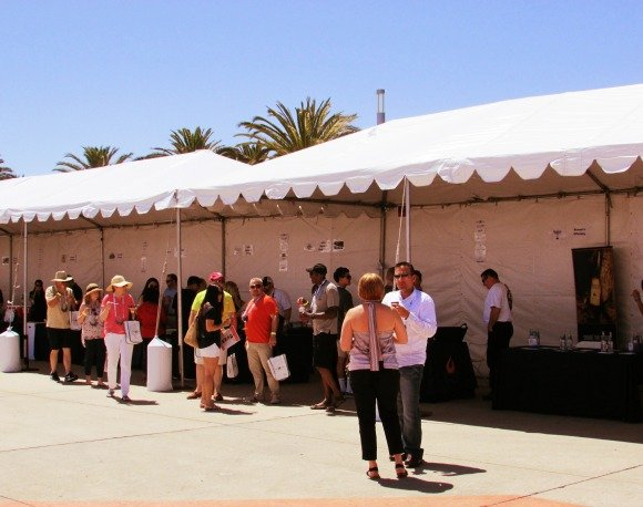 Celebrity Cruises Great Food and Wine Festival, Irvine, California