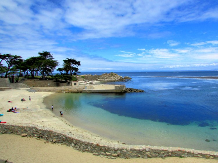 Pacific Grove Lovers Point, California