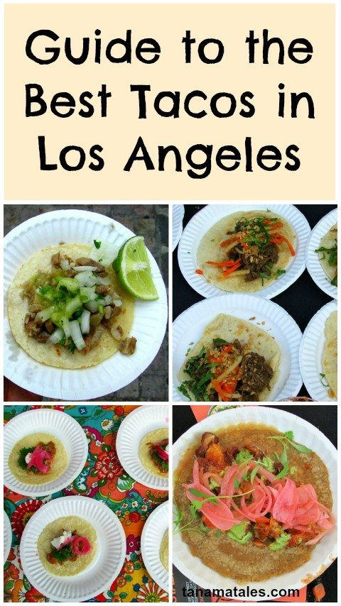 Guide to the Best Tacos in Los Angeles, California