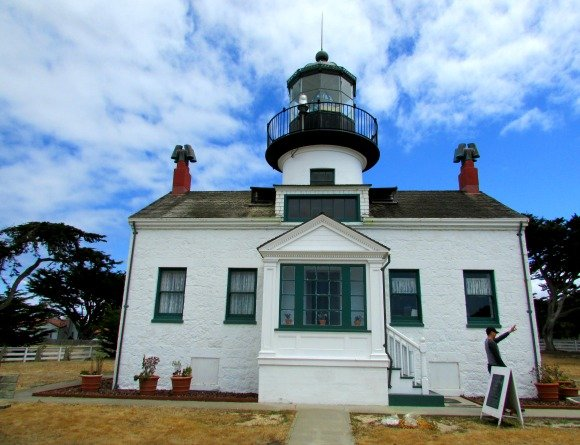 Point Pinos Lightfouse, Pacific Grove, California