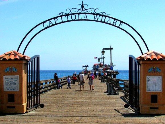Capitola Santa Cruz County California