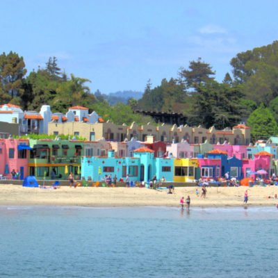 Things to Do in Capitola: Color by the Sea
