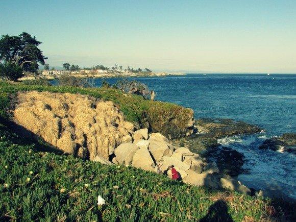 West Cliff Drive, Santa Cruz, California