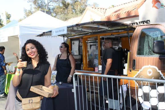 LA Street Food Fest, Pasadena, California