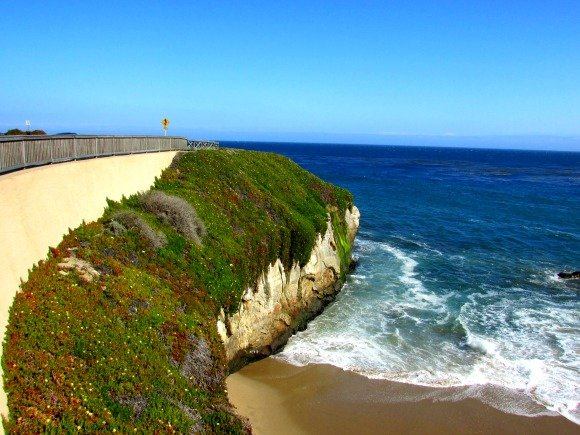 Natural Bridges State Beach, Santa Cruz, California
