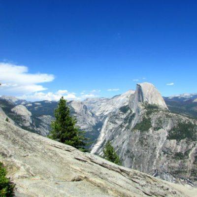 Yosemite National Park: Glacier Point