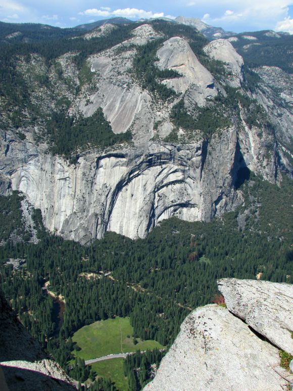 Glacier Point, Yosemite National Park, California