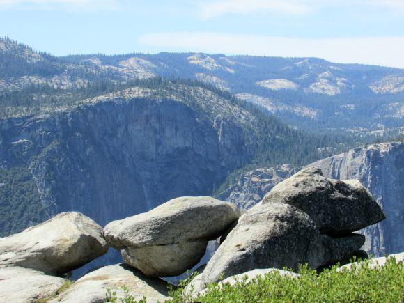Glacier Point, Yosemite National Park, California