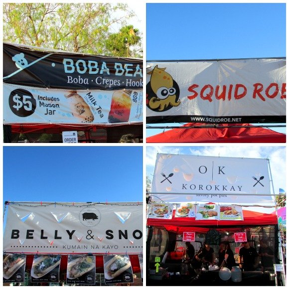 626 Night Market, Arcadia, California