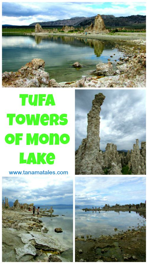 The magnificent Tufa Towers of Mono Lake, Lee Vining, California