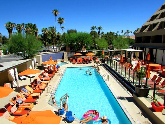 Hyatt Palm Springs, Palm Springs, California