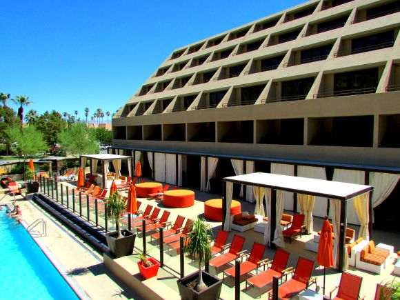Hyatt Palm Springs, Palm Springs, California