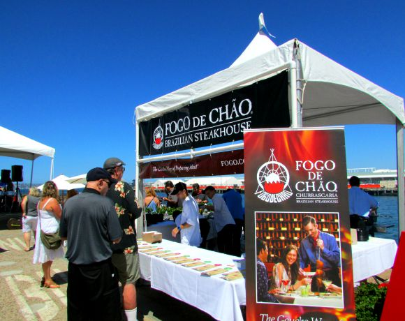 I2015 Latin Food Festival, San Diego, California