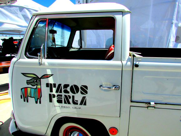 2015 Latin Food Festival, San Diego, California