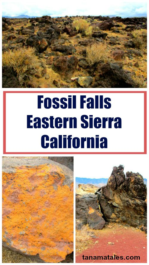Have you heard about Fossil Falls? If not, come and discover this geological wonder located in California's Eastern Sierra.