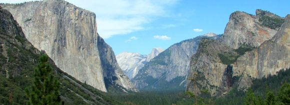 A Tour of the Yosemite Valley