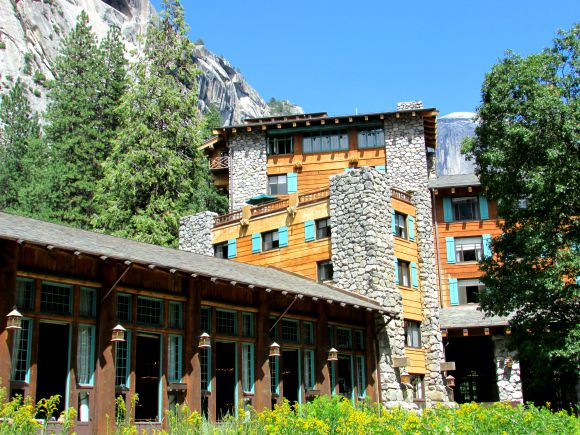 The Ahwahnee, Yosemite National Park, California