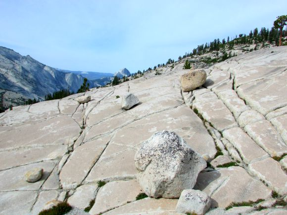 Olmstead Peak, Yosemite National Park, California