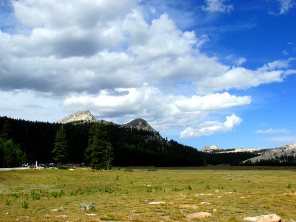 Tuolome Meadows, Yosemite National Park, California