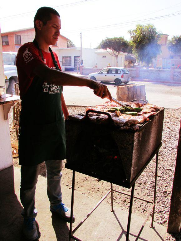 El Yaqui, Rosarito, Baja California, Mexico