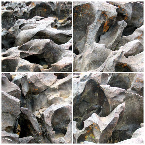 Fossil Falls Scenic Area, Eastern Sierra, California