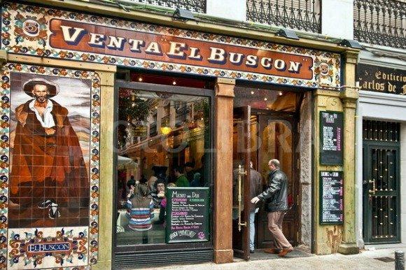Venta El Buscon, Madrid, Spain