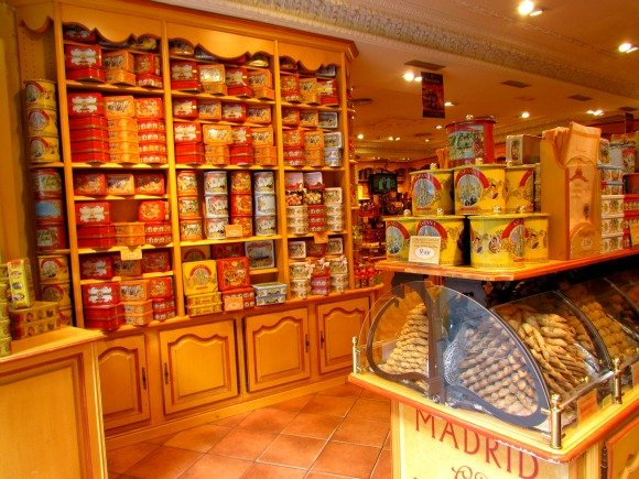 Candy Shop, Madrid, Spain