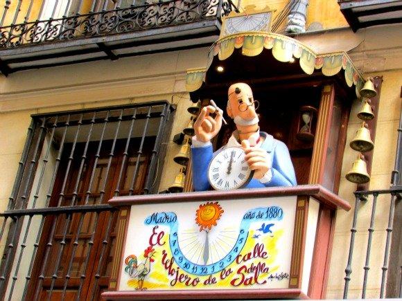 El Relojero de la Calle Sal, Madrid, Spain