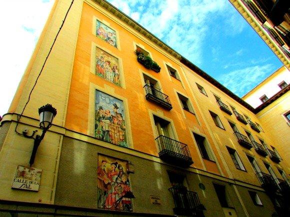 Calle Sal, Madrid, Spain