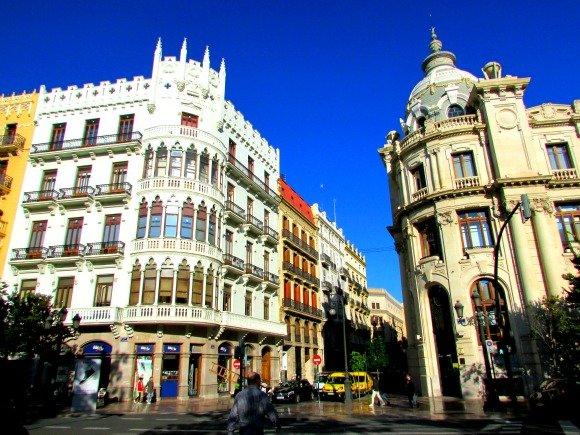 Old Town or Ciutat Vella, Valencia, Spain